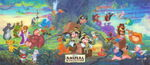 Oversized - Disney - Animal Kindom