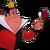 Queen of Hearts DHBM 2