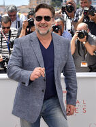 Russell Crowe 69th Cannes Fest