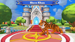 Shere Khan Disney Magic Kingdoms Welcome Screen