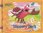 Slippery deck tresury chest