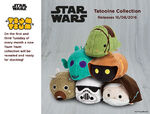 Star Wars Tatoonie Tsum Tsum Tuesday