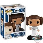 Star wars pop vinyl leia