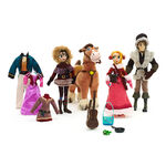 Tangled Deluxe Doll Set