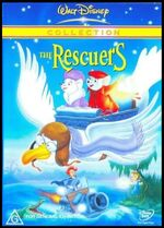 The Rescuers 2001 AUS DVD Second