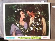 The gnome mobile lobby cards 1967