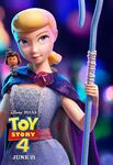Toy Story 4 character poster - Bo Peep
