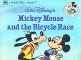 Mickey Mouse and the Bicycle Race