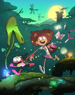 Amphibia Promo