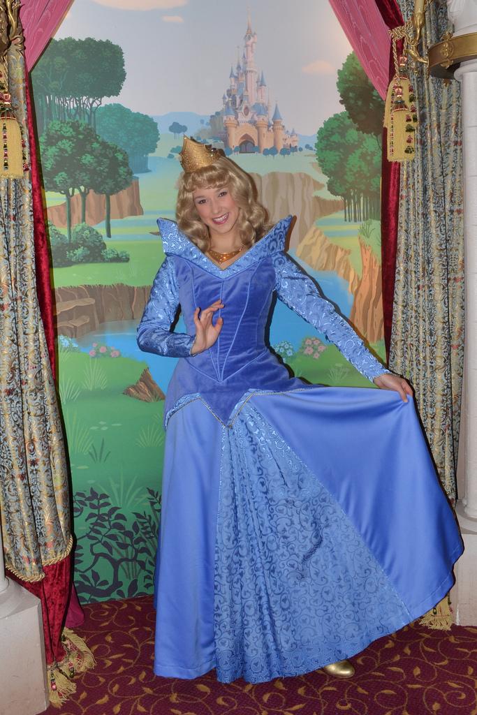 Princess Aurora Costumes Through The Years Disney Wiki