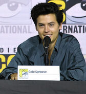 Cole Sprouse SDCC19