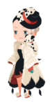 Cruella De Vil Costume Kingdom Hearts χ