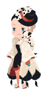FileCruella De Vil Costume Kingdom Hearts ?.png  sc 1 st  Disney Wiki - Fandom & Image - Cruella De Vil Costume Kingdom Hearts ?.png | Disney Wiki ...