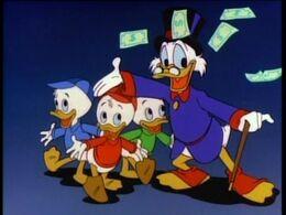 DucktalesPaperoneQuiQuoQua