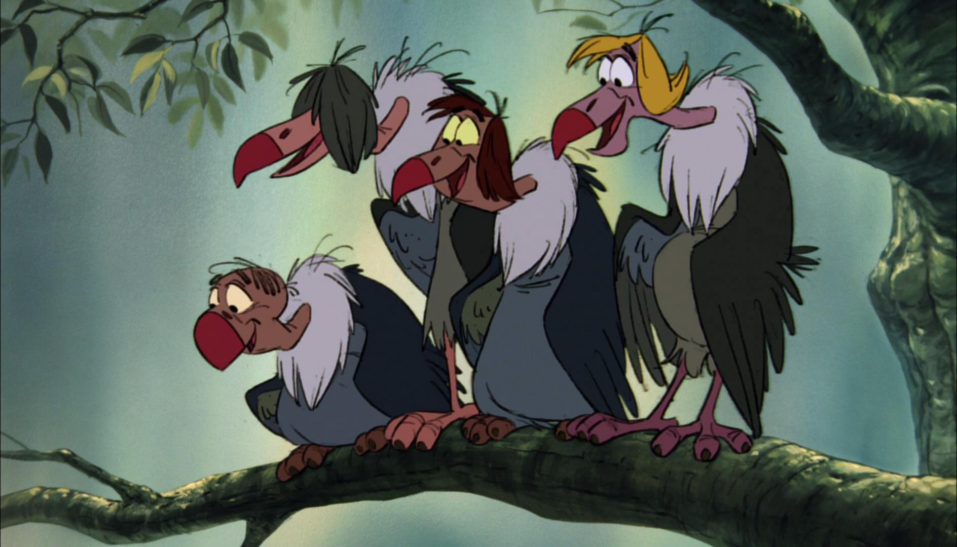 Jungle Book Quotes Buzzie Flaps Ziggy And Dizzy  Disney Wiki  Fandom Powered.