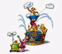 Mickey's WaterWorks Pooh