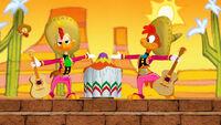 Panchito Fiesta Follies