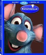 Ratatouille Blu-ray Rerelease