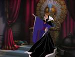 Reina trono SW