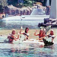 Submarine Voyage Live Mermaids