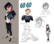 The Art of Big Hero 6 (artbook) 106