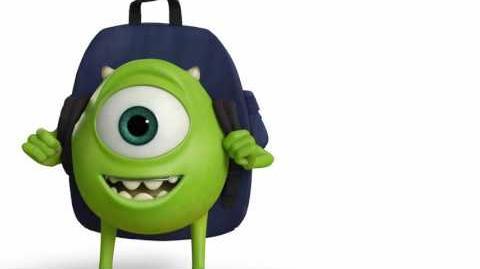 The Science Behind Pixar Exhibition - Ahora Abierto - Monsters, Inc.