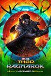 Thor Ragnarok Heimdall Poster