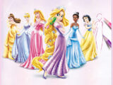 Disney Princess/Gallery