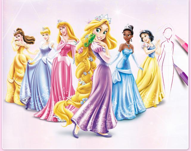 Disney Princess Gallery