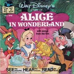 Alice In Wonderland Disney Read Along Disney Wiki