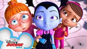 De-scare the Fair Music Video Vampirina Disney Junior