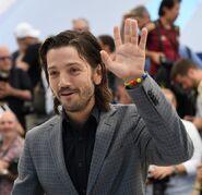 Diego Luna 69th Cannes Fest