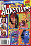 Disney Adventures Magazine cover April 2004 Super Comics Special