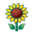Disney Emoji Blitz - Emoji - Sunflower