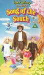 Disney Song of the South UK VHS (1992)