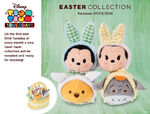 Easter Tsum Tsum Tuesday 2016