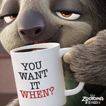 Flash Mug Zootopia