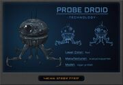 Probe Droid Graph