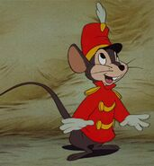 Profile - Timothy Q. Mouse