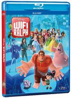Ralph Breaks the Internet Blu-ray Mexico