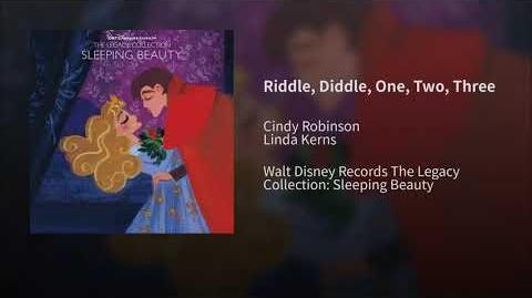 Riddle, Diddle, One, Two, Three (новая версия записи)