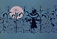 Scarecrow from Man and the Moon