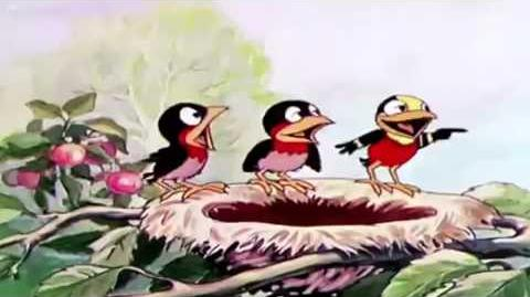 Silly Symphony Birds In The Spring