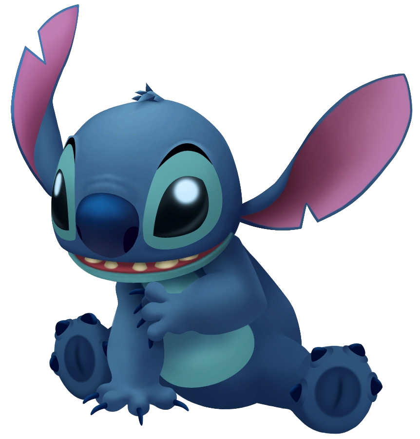 Stitch talking about family