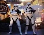 Stormtrooper Jedi Training