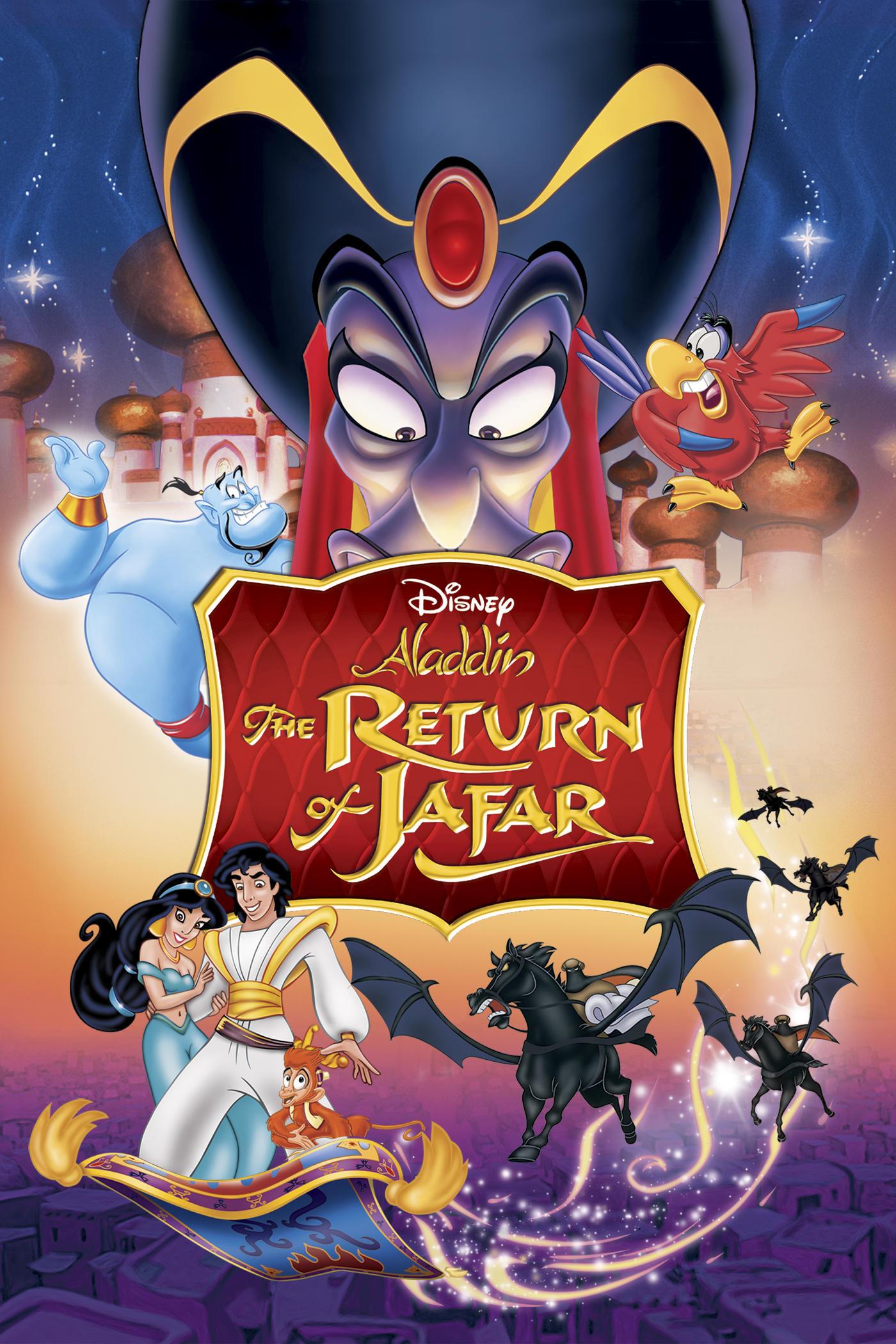 Aladdin Return Of Jafar Carpet
