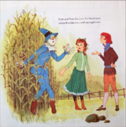 The Story of the Scarecrow of Oz - 4