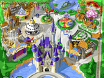 The Walt Disney World Explorer - Fantasyland and Mickey's Toontown Fair