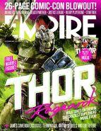 Thor Ragnarok Hulk Empire Cover
