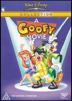 A Goofy Movie 2002 AUS DVD